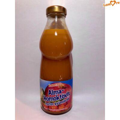 Alma-homoktövis rostos gyümölcslé (0,5L)