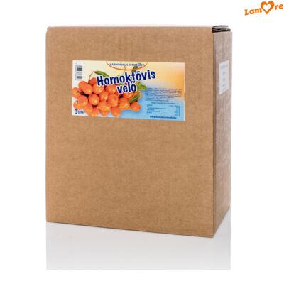 Homoktövis velő - 3 liter