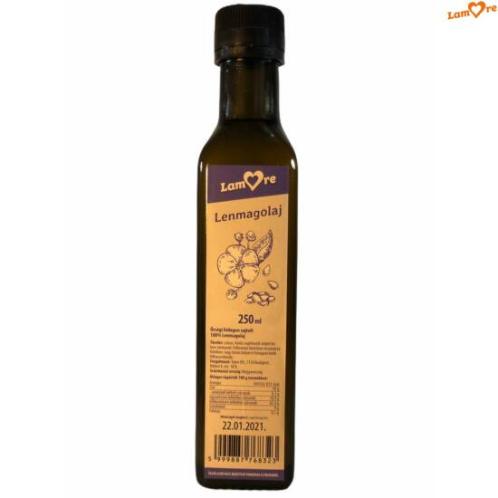 Lenmagolaj - 250 ml