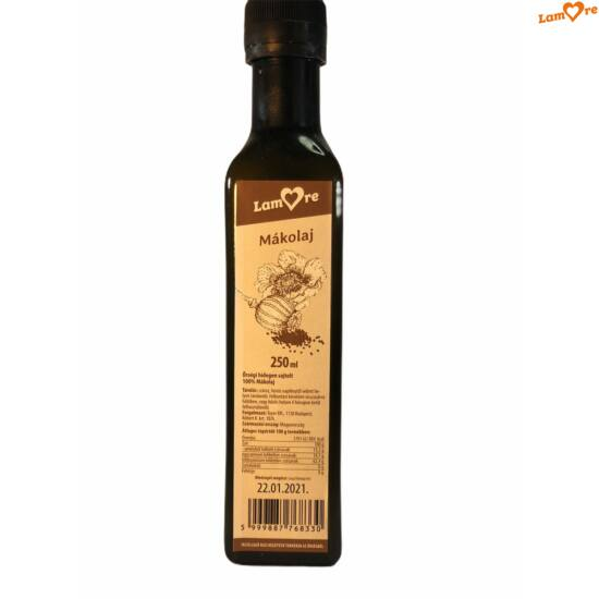 Mákolaj - 250 ml