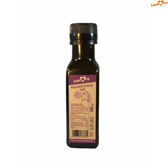 Máriatövismag olaj - 100 ml