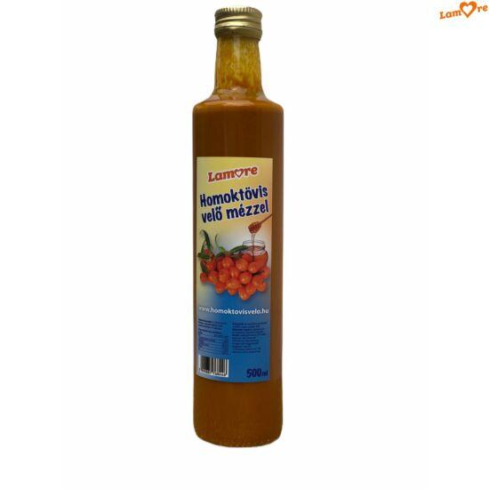 Homoktövis velő mézzel - 500 ml