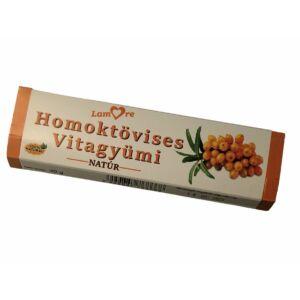 Homoktövises Vitagyümi-szelet-natúr-30 gr