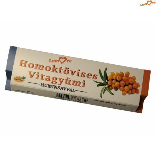 Homoktövises Vitagyümi-szelet-huminsavval-30 gr